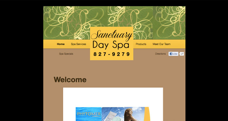 Sanctuary Day Spa Cincinnati