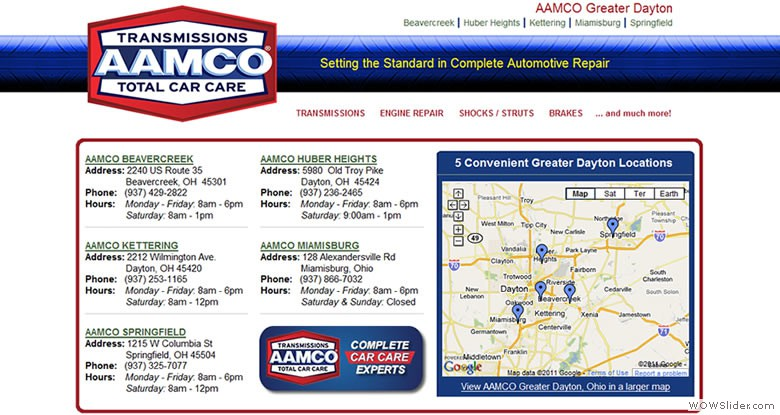 AAMCO Greater Dayton